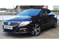 2010 60 VOLKSWAGEN PASSAT 2.0 CC GT TDI DSG 4d AUTO 138 BHP***FINANCE AVAILABLE***