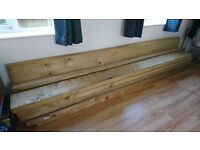 Carcassing x11 - quality timber
