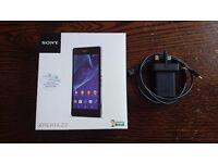 Sony Xperia Z2 White Mobile Phone