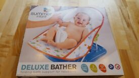 baby bath brand new still boxed new born to 3 months for use in adult bath