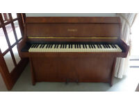 Kemble Minx Minor upright PIANO for free