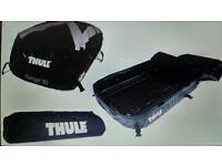 Brand new thule ranger 90 roof box touring travel roofbox