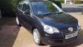 2007 VW POLO 1.4se Petrol, Manual, Excellent Condition.