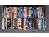 FREE TO COLLECTOR video collection + 2 video players