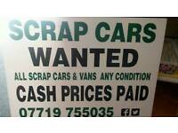 SCRAP CARS AND RECOVERY SERVICE