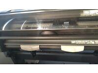 HP DesignJet 1050c Inkjet Large-format Printer - Colour - Plotter