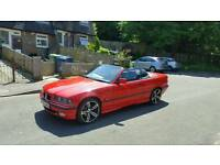 Bmw e36 convertible 1.8 automatic