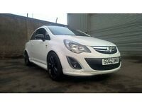 Vauxhall Corsa Limited Edition 1year Mot
