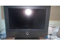 "Loewe 26"" TV with HDMI input"