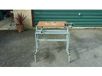 Bosch work bench with vice. Workmate. Very good condition