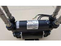 Stuart Turner Showermate Eco Twin power shower pump