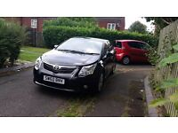 Toyota avensis 2010 full automatic 2.2 diesel with 12 month MOT very clean car with Leather seats