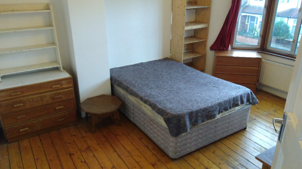 Double room in Honor Oak Park