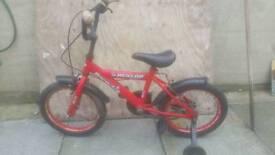 Little bike approx 15 inch wheel