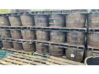 Garden Barrel Planters