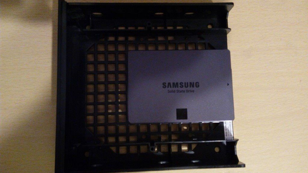 Samsung 840 Evo 1tb Ssd Internal 2 5 Internal With Caddy In