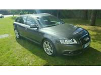 AUDI A6 2.0 AVANT TDI S LINE ESTATE AUDI FITTED RETRACTABLE TOW BAR