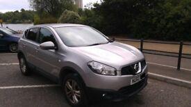 ~~## Nissan Qashqai 1.5 Acenta DCi: Silver- *V Low* mileage+ recently major-Serviced & MOT'ed ##~~