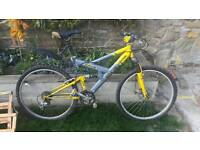Barracuda mountain bike