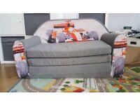 £10 Kids sofa bed