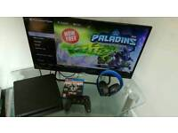 Ps4 500gb slim 8 months old