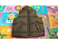Polo Ralph Lauren Kids Reversible Waistcoat Jacket