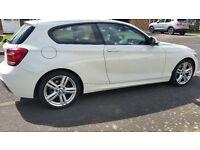 BMW 118D M Sport 1 Series