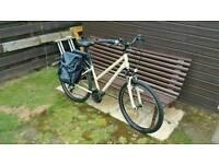 "Brand new Marin Stinson 17"" bike"