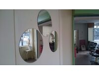 Salon chairs and mirrors. Job lot. Clearance.