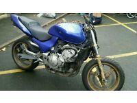 Honda Hornet 600 Spares Or Repairs
