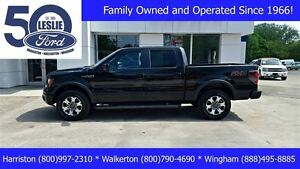 2014 Ford F-150 FX4 4X4 | One Owner | Box Liner