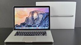 Apple Macbook Pro Retina Display 15inch 2014