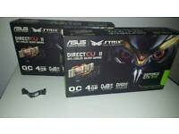 GEFORCE GTX 970 ASUS STRIX