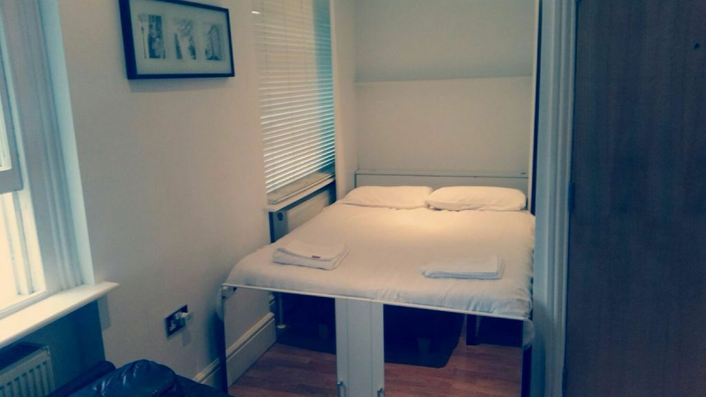 Double studio Marble arch £350 per week all Bills