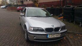 FOR SALE BMW320 D E46