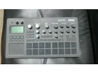 Korg Electribe 2 Drum machine, Synthesizer, and Sequencer