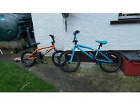 Bmx bike's