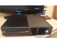 i sell my xbox 1 all wirles +2 games 1 controle