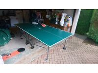 Kettler 'Classic Pro' Table Tennis Table