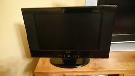 """Cello 19"""" TV with Freeview"""