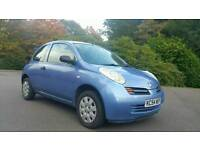 2004 - Nissan Micra 1.2 Low mileage only 70,000 Miles