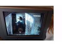 LODOS 21 inch Realflat Television with remote control