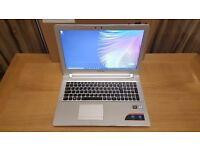 "Like New Lenovo IdeaPad 500 15.6"" Full HD Gaming Laptop Core i7-6500U, 12GB RAM,3D Webcam 1TB HDD"