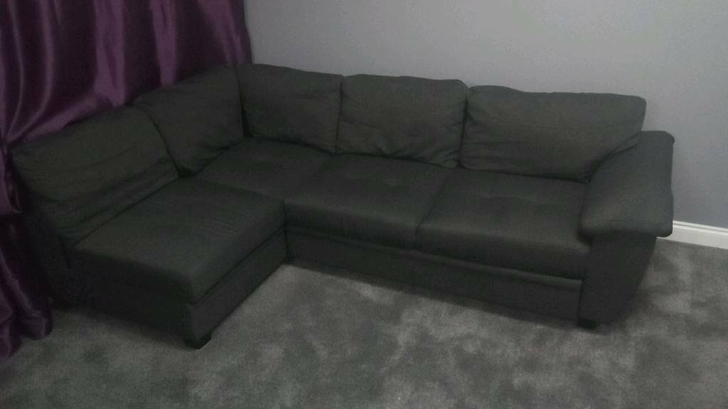 Left Hand Chaise Lounge Sofa Bed With Storage Ab41 Area In Ellon