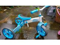 Velo Flippa balance bike and trike in one