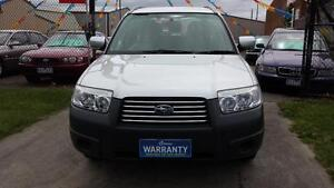 2007 Subaru Forester SUV Traralgon East Latrobe Valley Preview