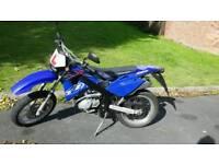 Rieju SMX 125 supermoto yamaha 125cc motorbike dirtbike scrambler 4stroke