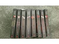 Vampire diaries books collection