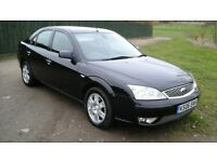 Ford mondeo 2.0 turbo diesel Ghia MOT lots of extras very tidy car well maintained