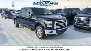 2016 Ford F-150 S/CREW XLT